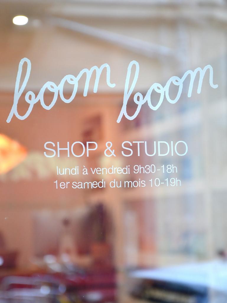 Boom Boom, boutique déco à Bordeaux - Joli Place
