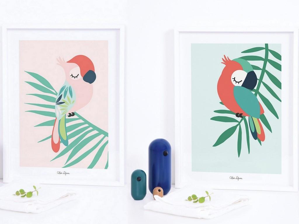 Les petits oiseaux de Lilipinso - Joli Place