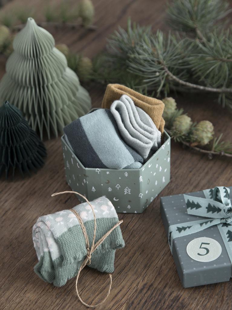 Une déco de Noël vert d'eau - Joli Place