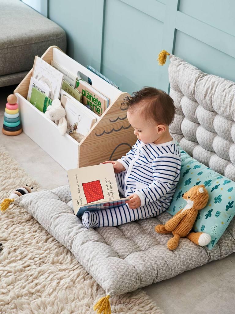 Aménager un coin lecture enfant- Joli Place