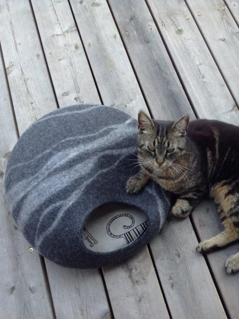 Les paniers à chat design d'Elevele - Joli Place