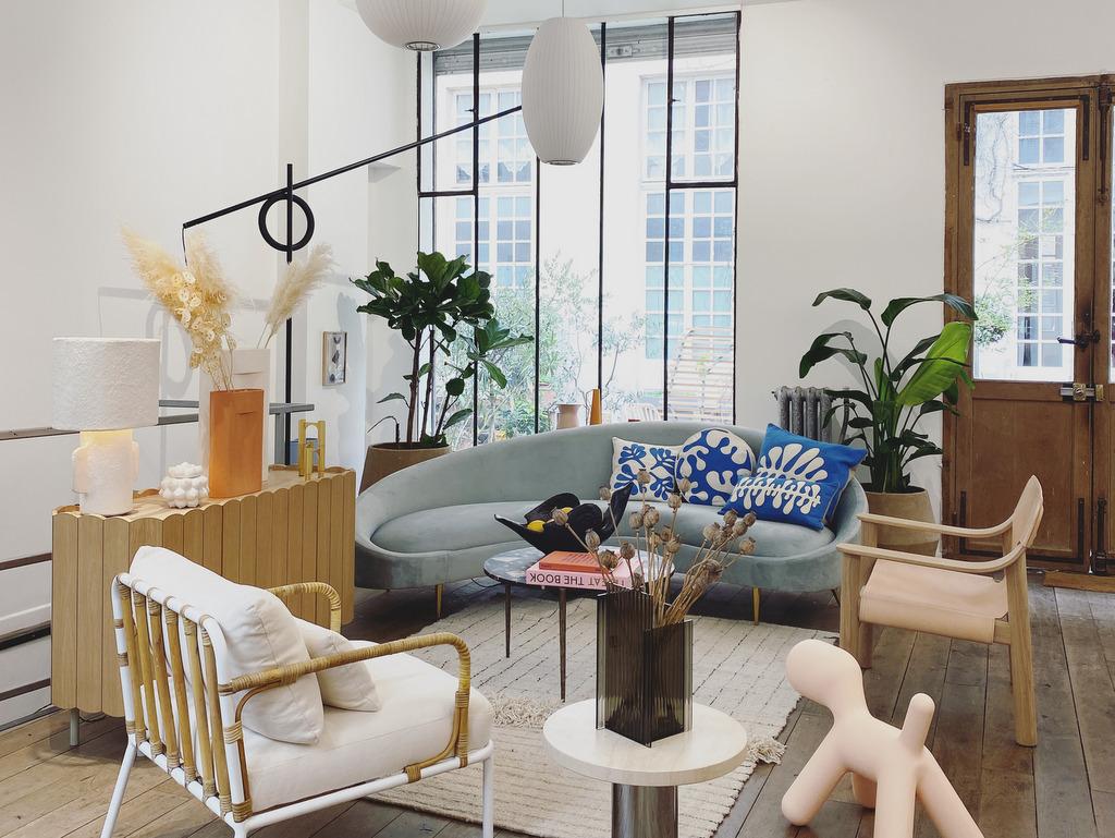 Une déco de salon moderne version 20 - Joli Place