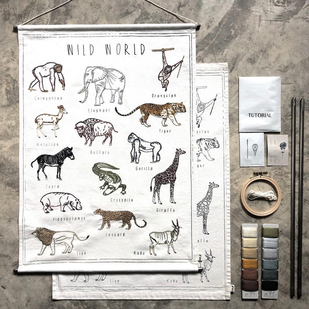 Kit créatif : Made by you par Numero 74 - Joli Place