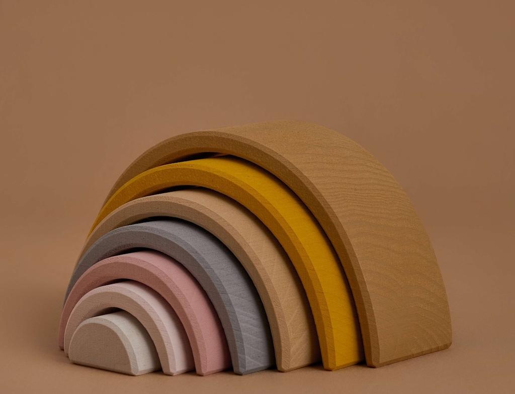 Les jouets en bois de Raduga Grez - Joli Place