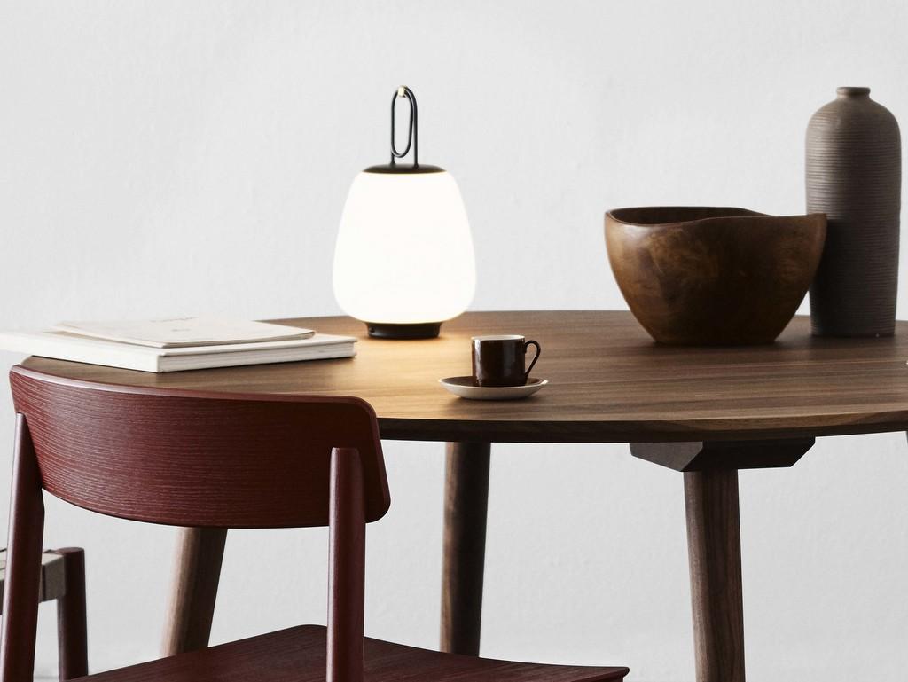 La lampe nomade design vue par &Tradition - Joli Place