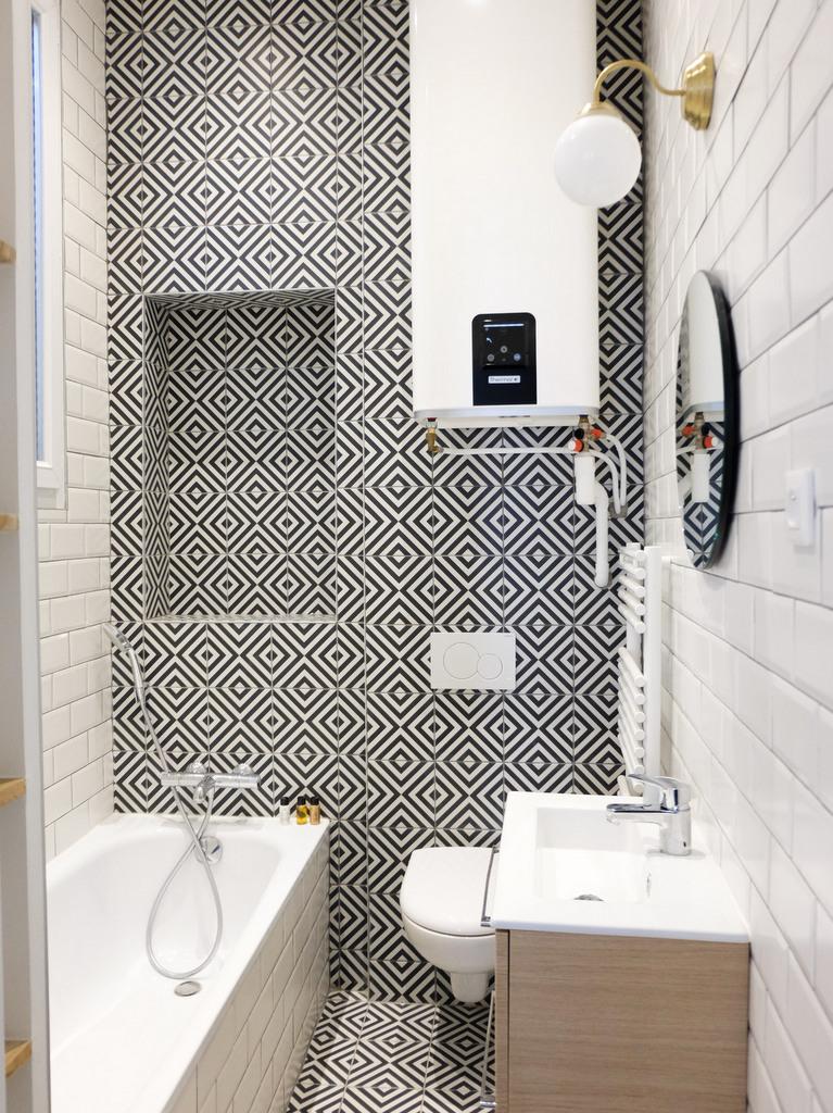 Un appartement de 33m2 parfaitement optimisé - Joli Place