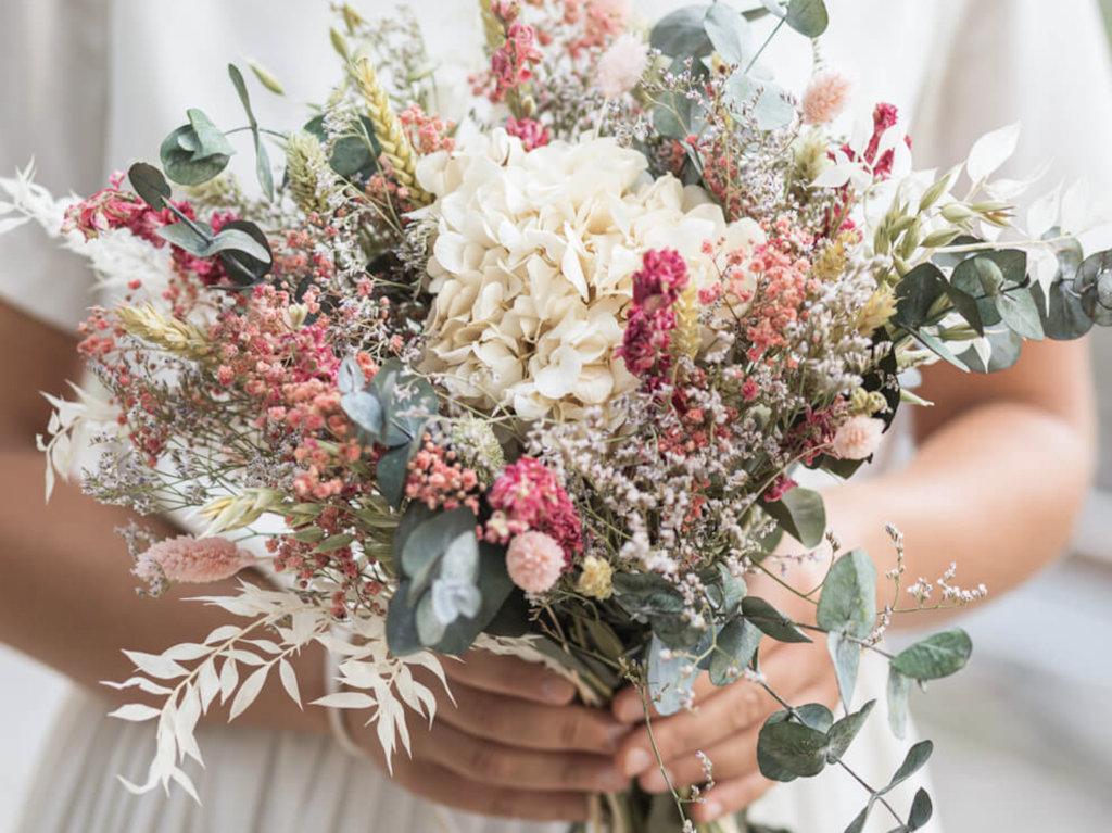 Flowrette, la boutique des fleurs séchées - Joli Place