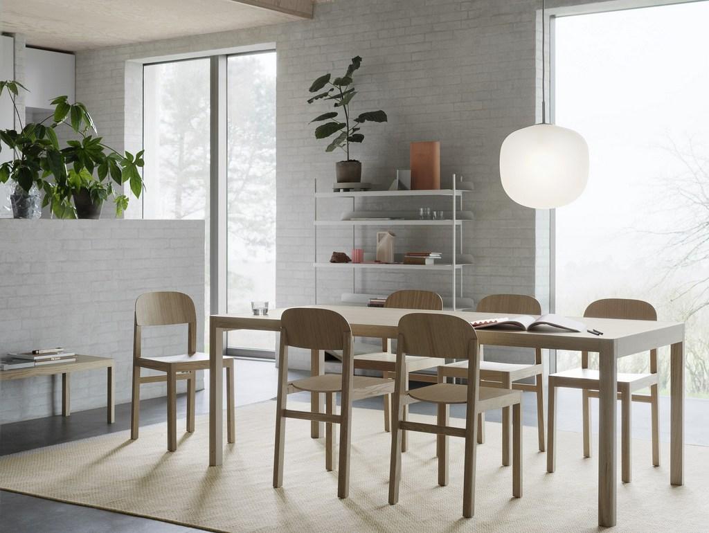 Où trouver une chaise design en bois - Joli Place