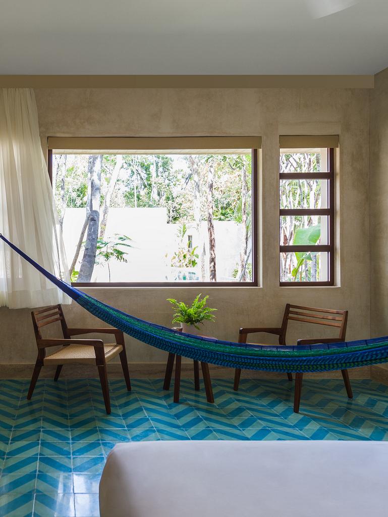 La vie en turquoise au Tiki Tiki Tulum - Joli Place