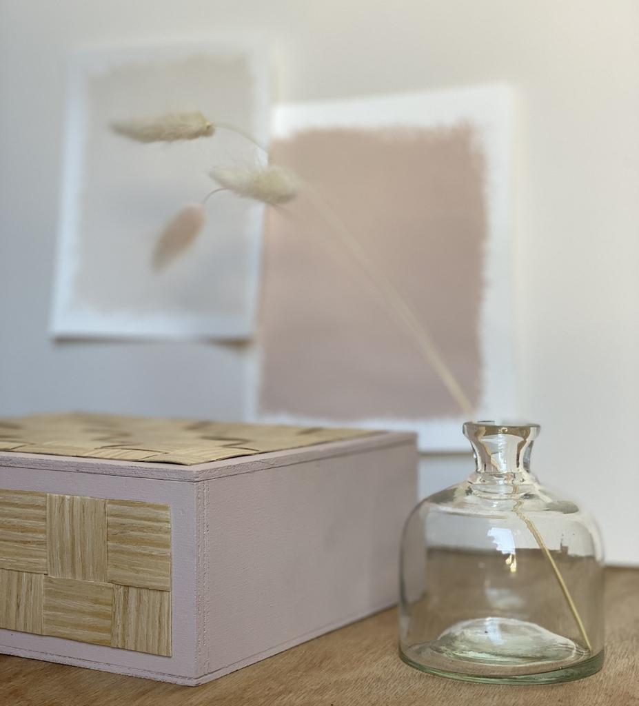 DIY : une boîte de rangement tressée - Joli Place