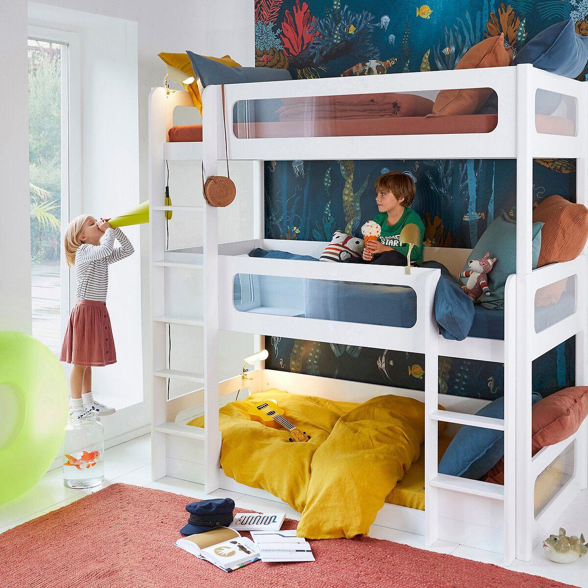 Enfants : aménager une chambre pour 2 - Joli Place