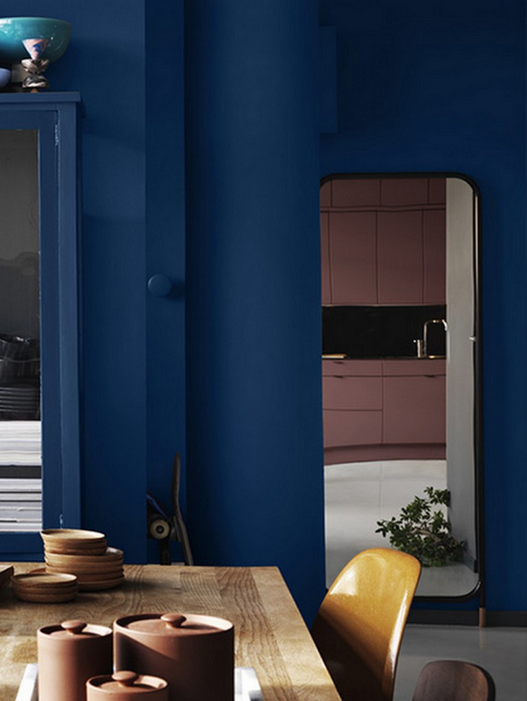 Quelle couleur associer au bleu indigo ? - Joli Place