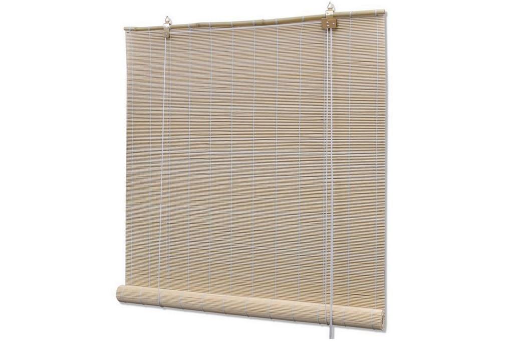 store en bambou ajouré