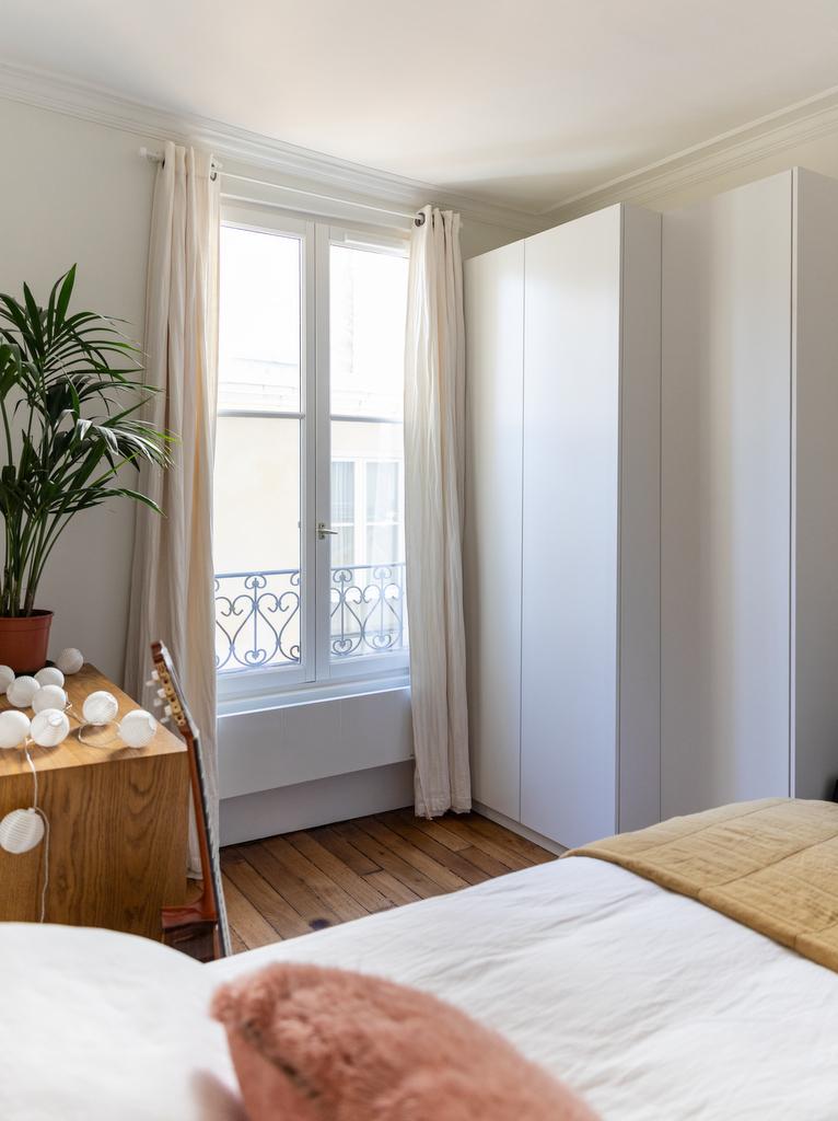 Un 45m² à Montmartre - Joli Place