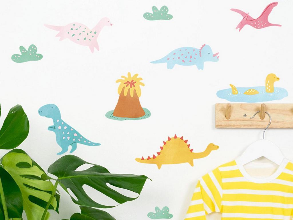 Sticker mural scandinave pour enfant - Joli Place