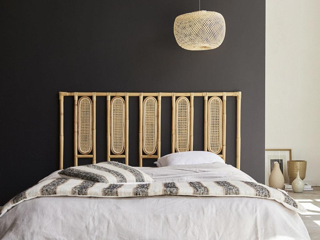 tête de lit cannée 160 cm