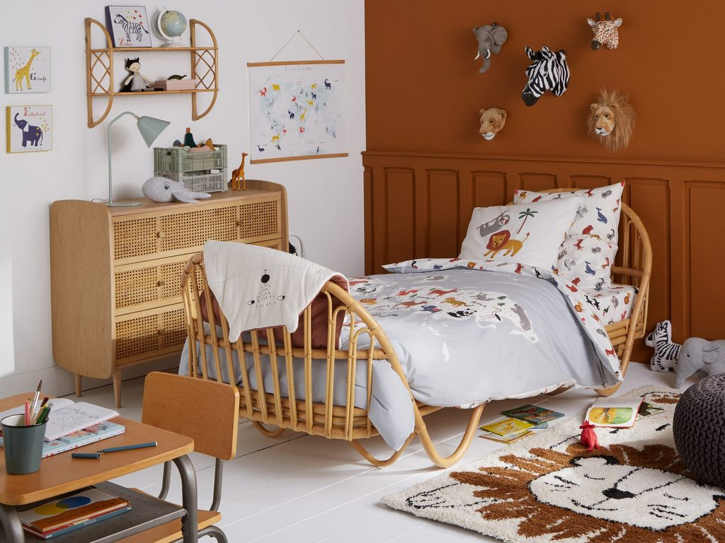 Une chambre enfant à la déco vintage - Joli Place