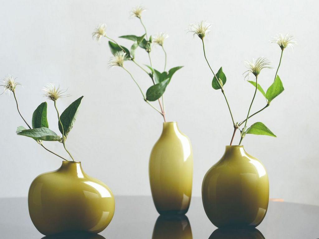 Misez sur la déco vert olive - Joli Place