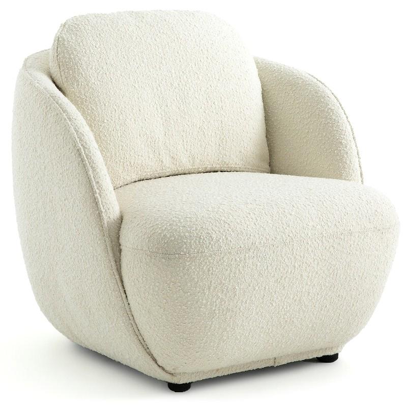 fauteuil bouclettes