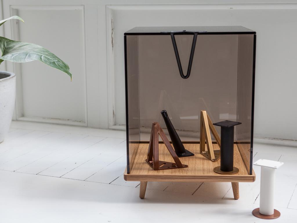 La Fabrique des Pieds relance le pied conique - Joli Place