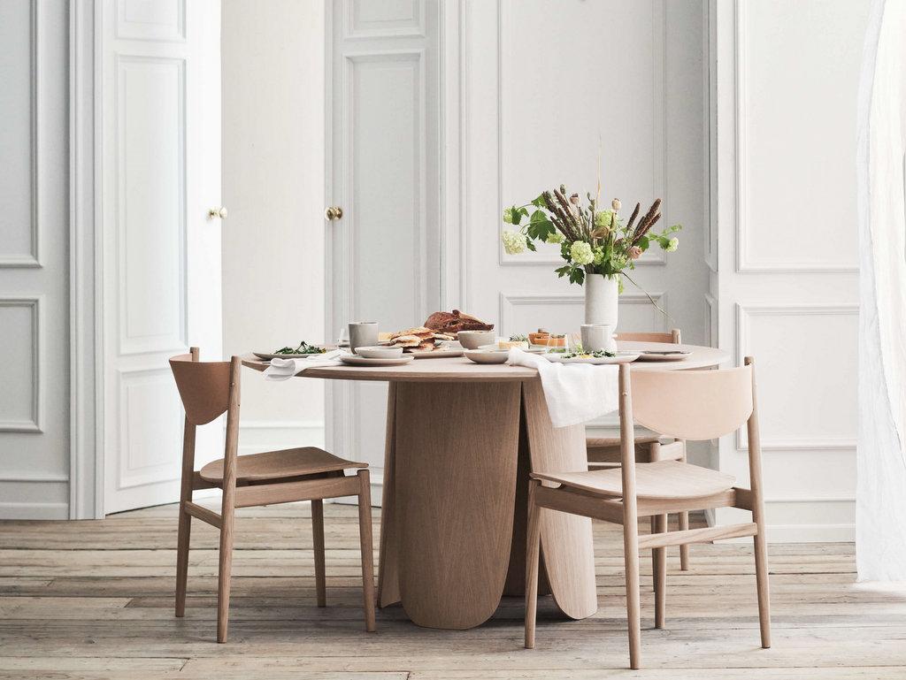 7 tables de repas design en bois - Joli Place