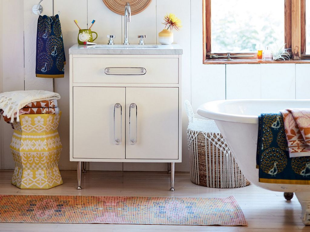 Où trouver un tapis de bain original - Joli Place