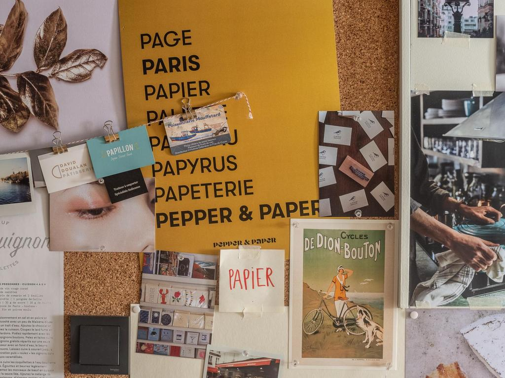 Pepper and Paper, oasis urbaine - Joli Place