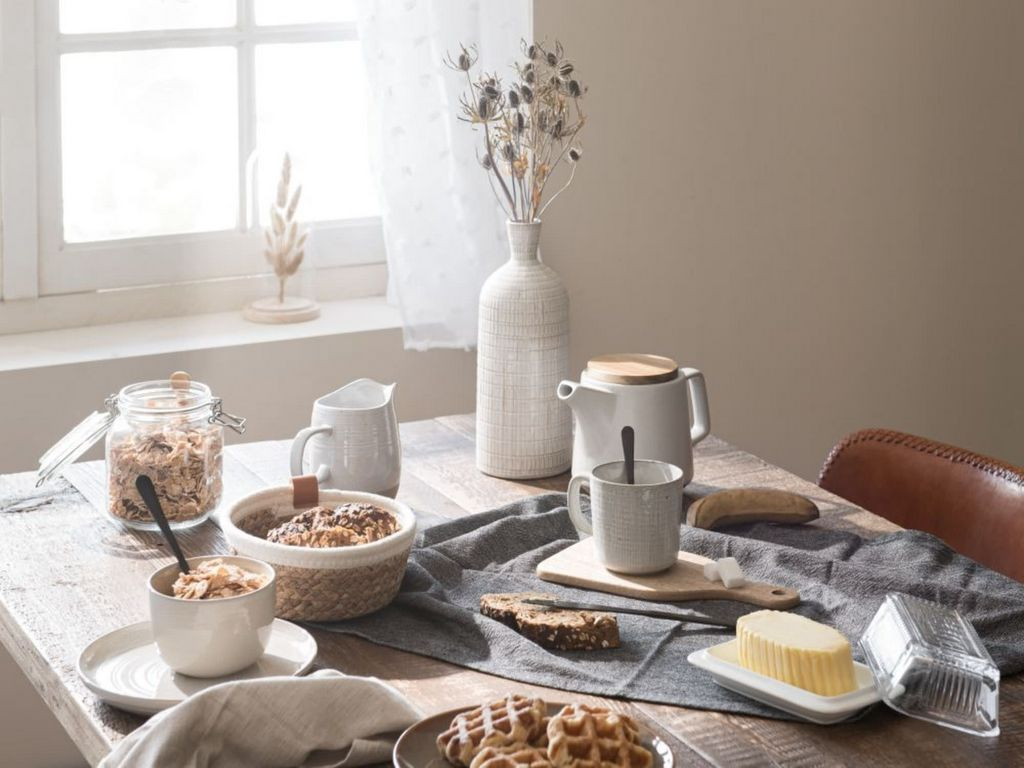 Un petit déjeuner en mode vintage - Joli Place