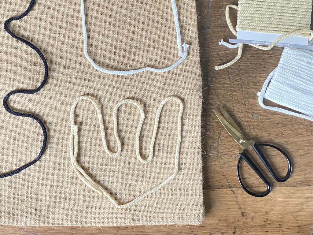 Coussin arty : DIY facile et rapide - Joli Place