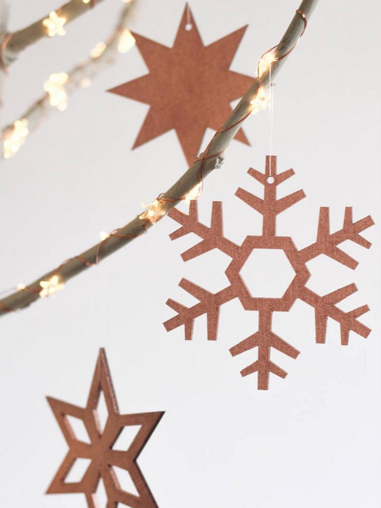 Une décoration de Noël terracotta - Joli Place