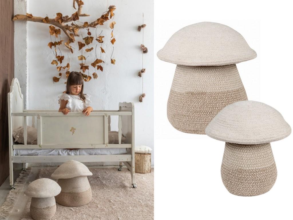 Des champignons chez les minis - Joli Place