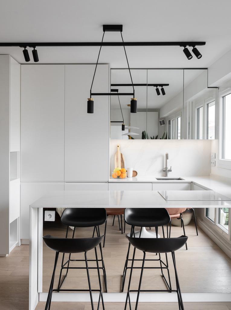 cuisine ouverte moderne