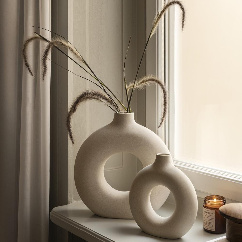 vase circulaire hm