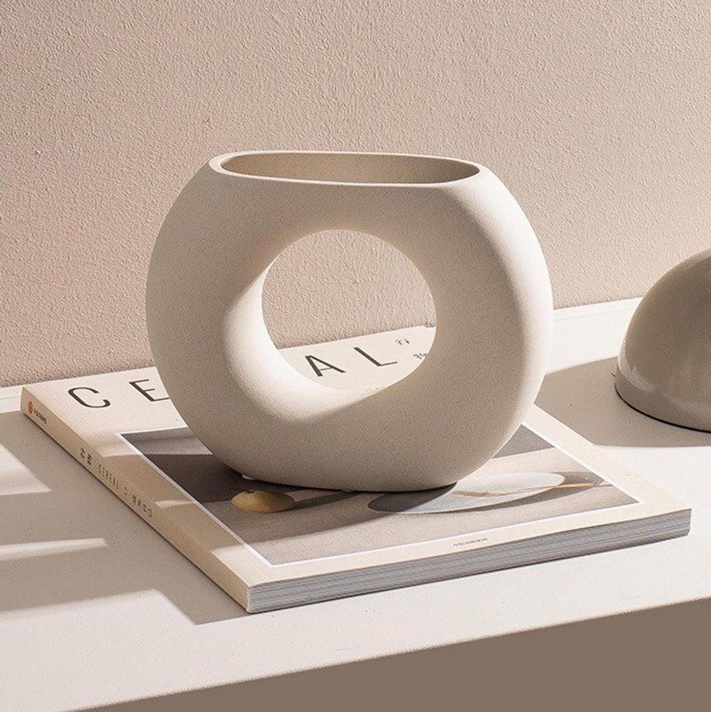 vase circulaire céramique