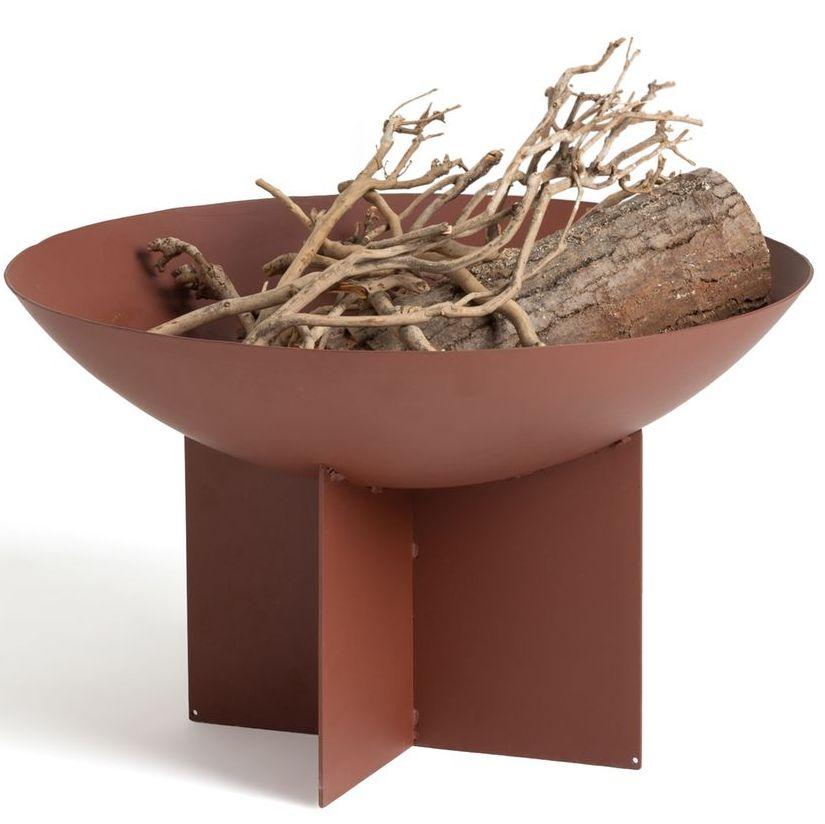 brasero terracotta