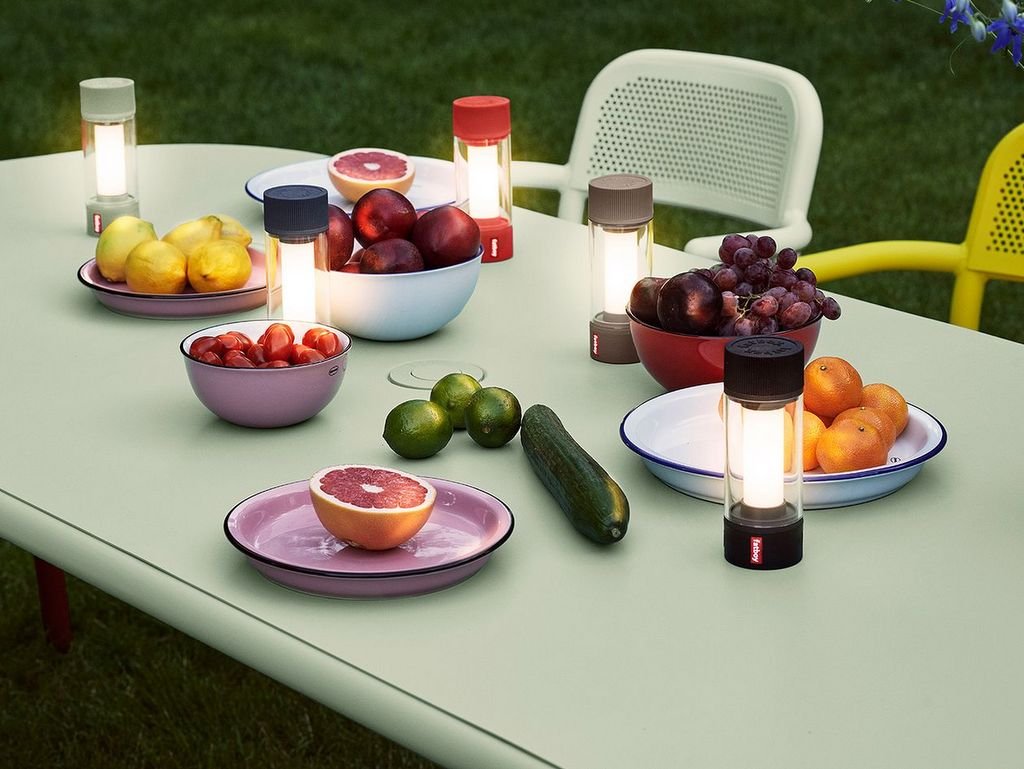 lampe de table jardin sans fil