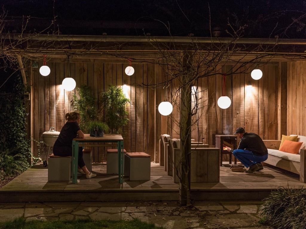 lampe sans fil jardin