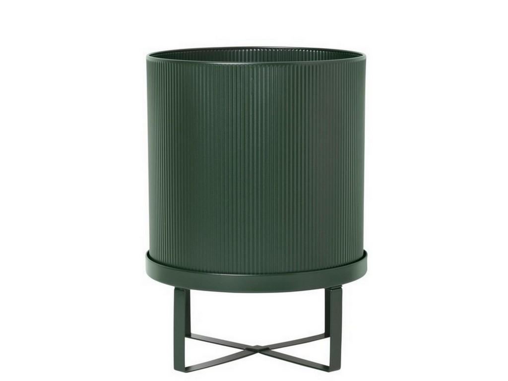 cache-pot design vert