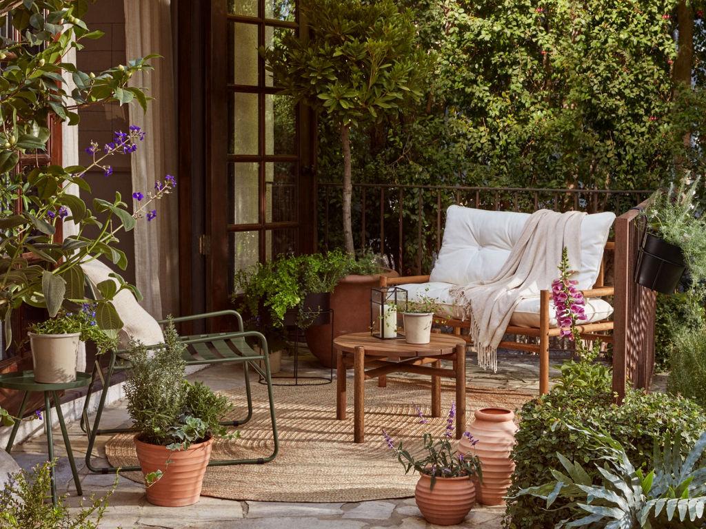 décoration petite terrasse