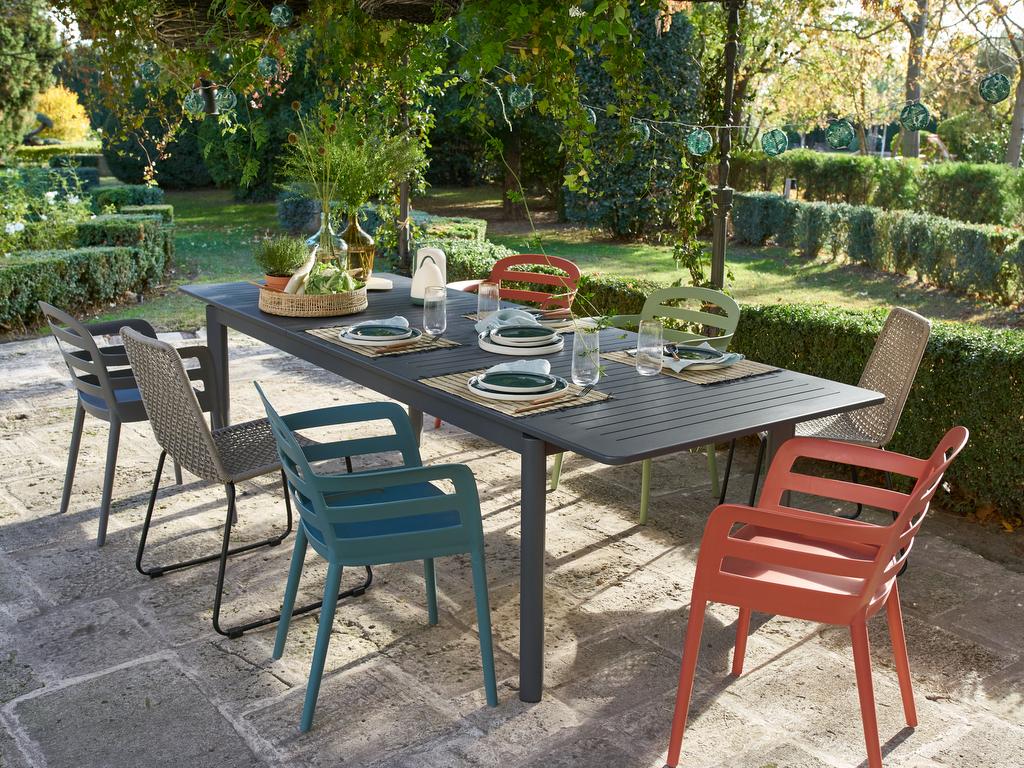fauteuil de table couleur