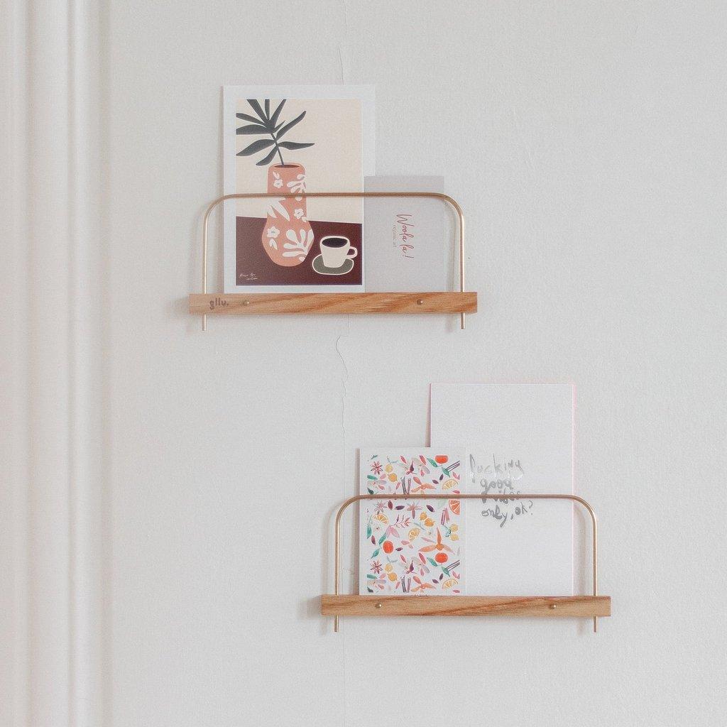 étagère murale gllu