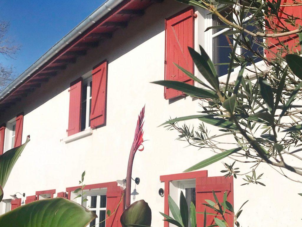 maison d'hôte pays basque