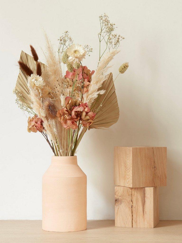 vase céramique terracotta