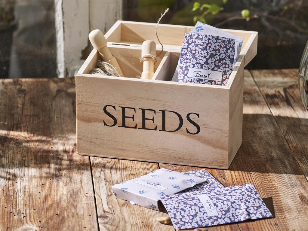 boîte à graines