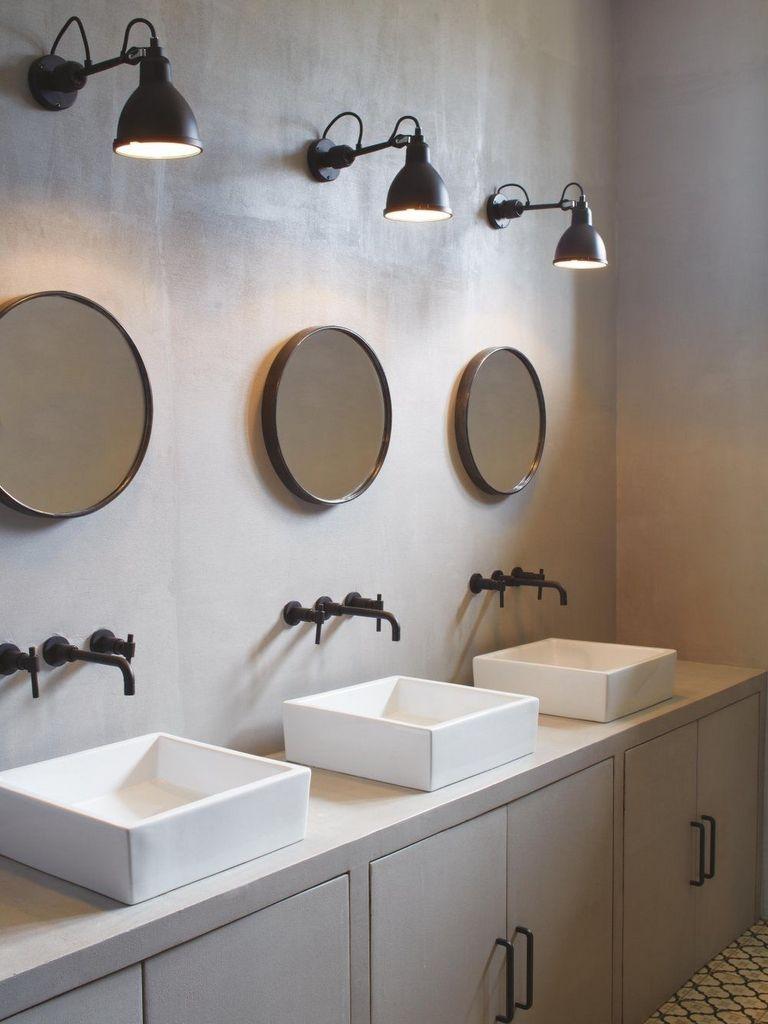 applique murale salle de bain