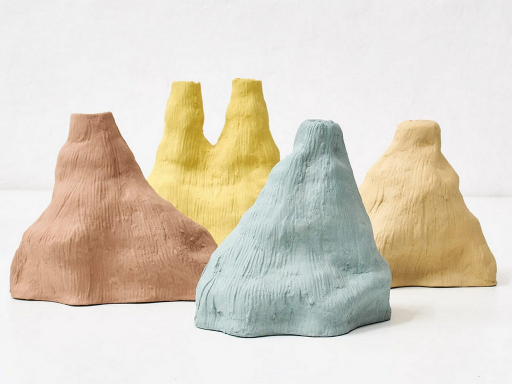 vase arty céramique