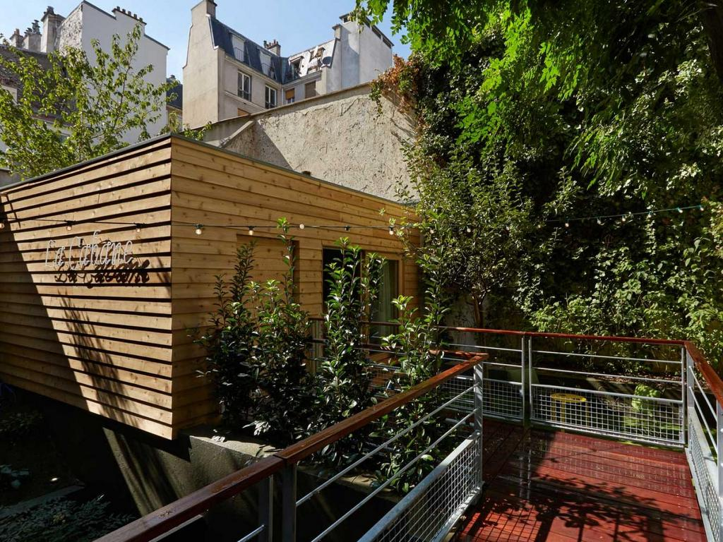 hôtel Cabane Paris