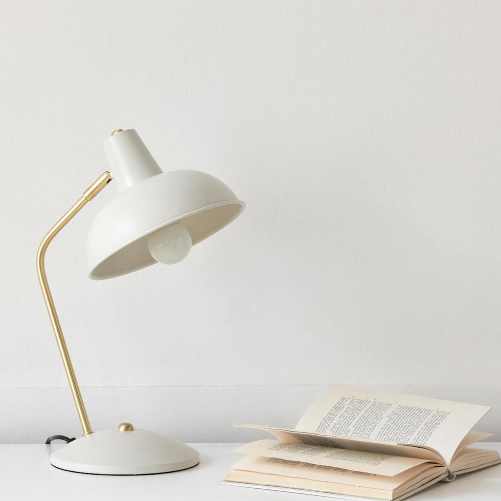 lampe de chevet rétro