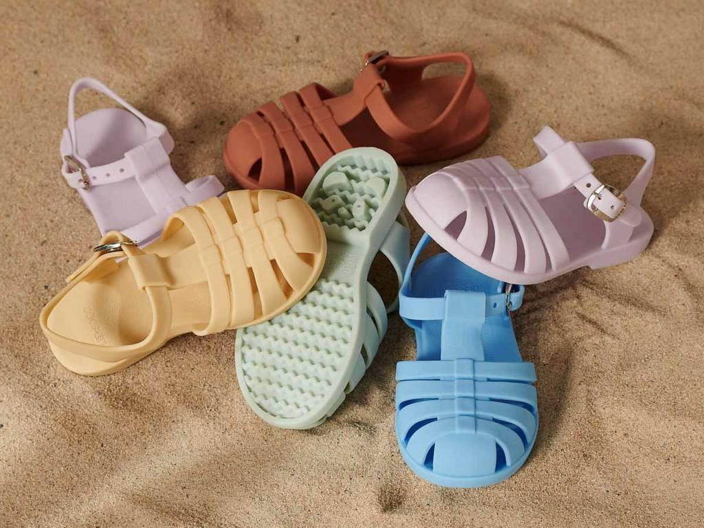 sandales méduses enfant