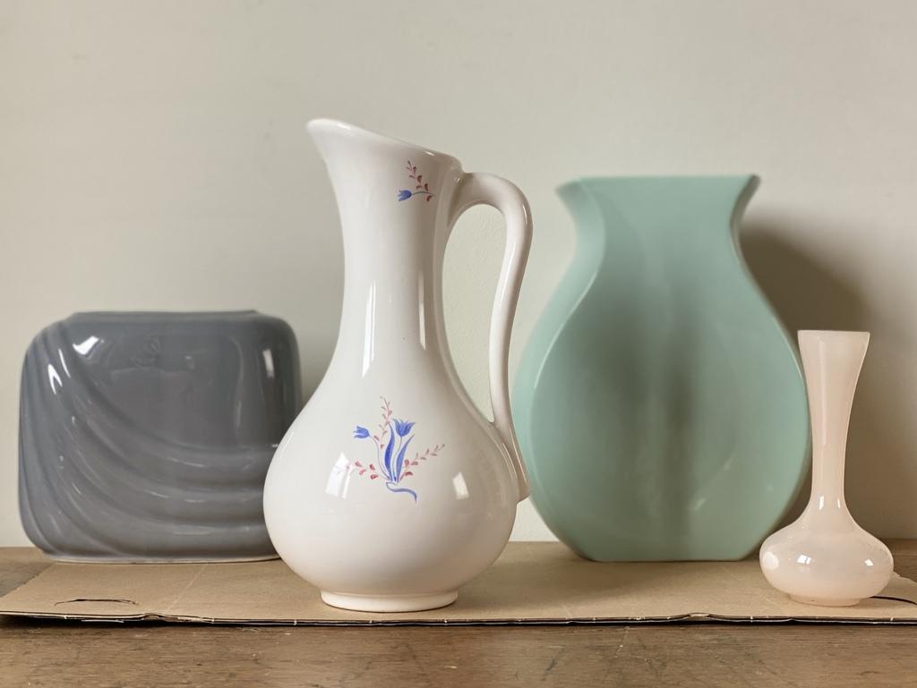 vases chinés